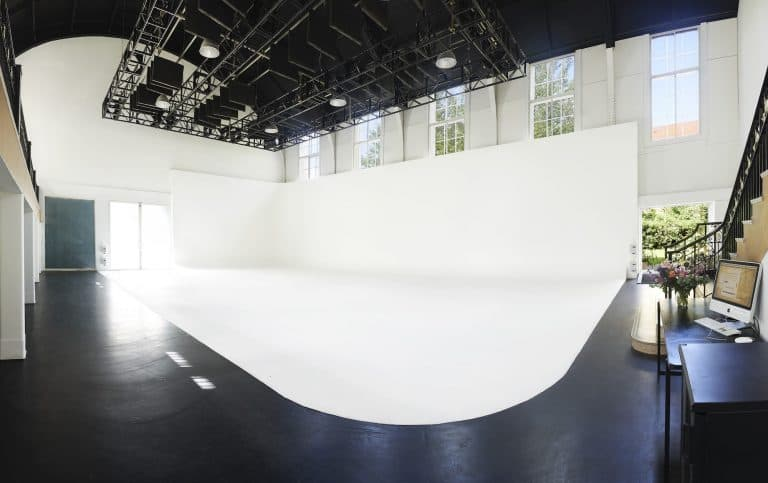 Photography Studios with Natural Light