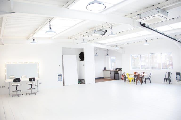 Lemon Studio Two - Natural Daylight Photographic Studio - Shootfactory