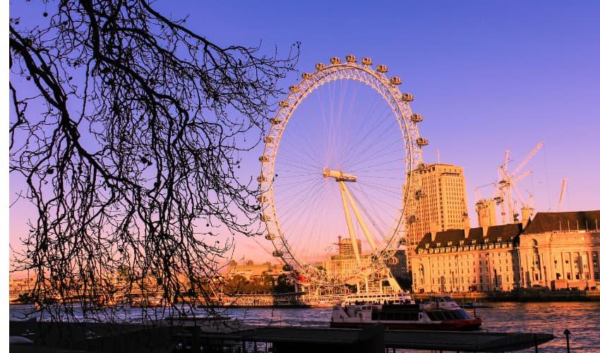 London Eye - Instagram Locations in London - Shootfactory