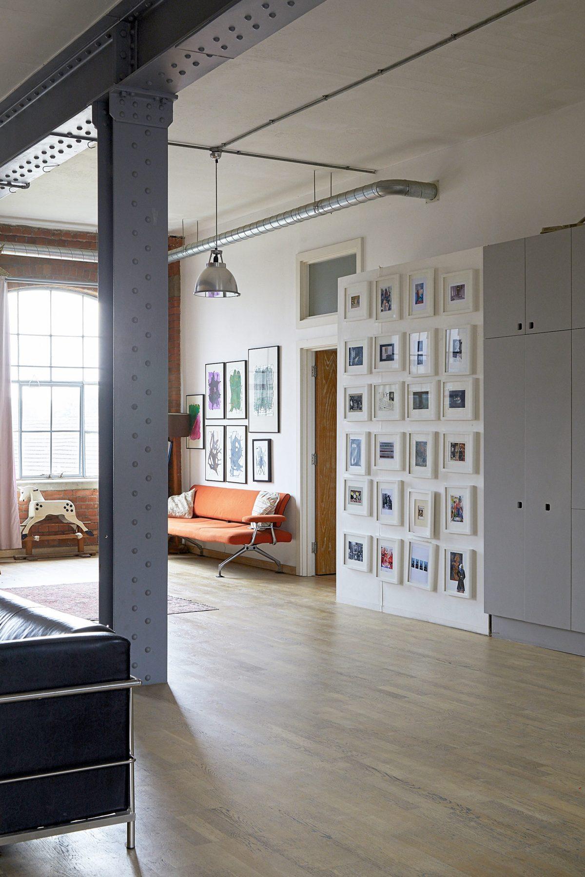 Loft A London E14 Warehouse Apartment Location