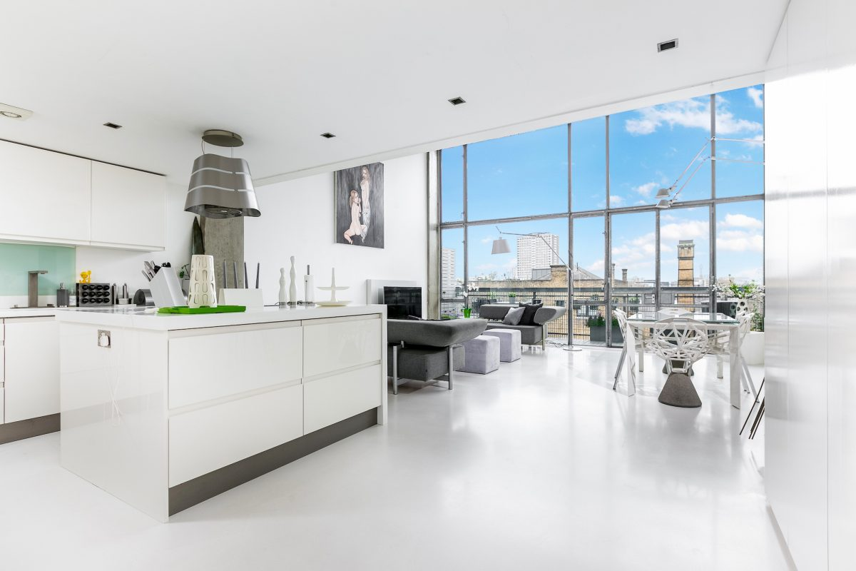 Union, London, N1 - Modern Apartment Location - SHOOTFACTORY