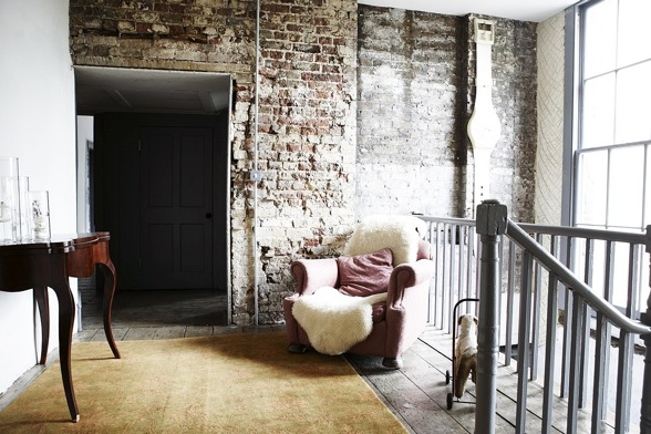 Mastershipwrights location house for James & Alexander Sofas Photo Shoot - Shootfactory