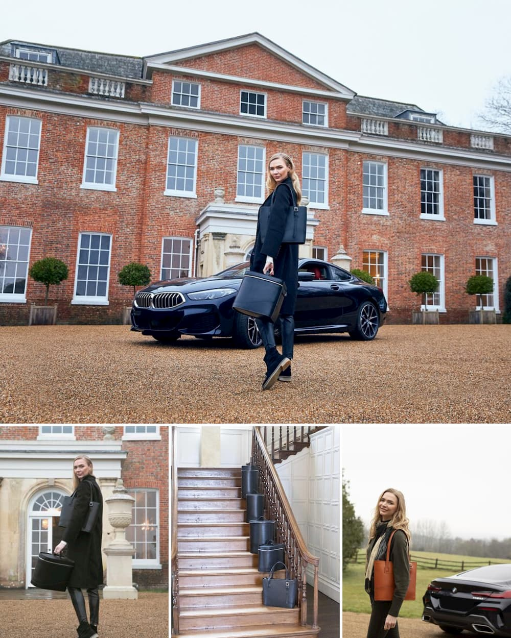 Englana Lifestyle Shoot on Location In Tunbridge Wells