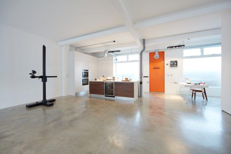 Brockley Studio - Top 10 Photo Studios in London - Shootfactory