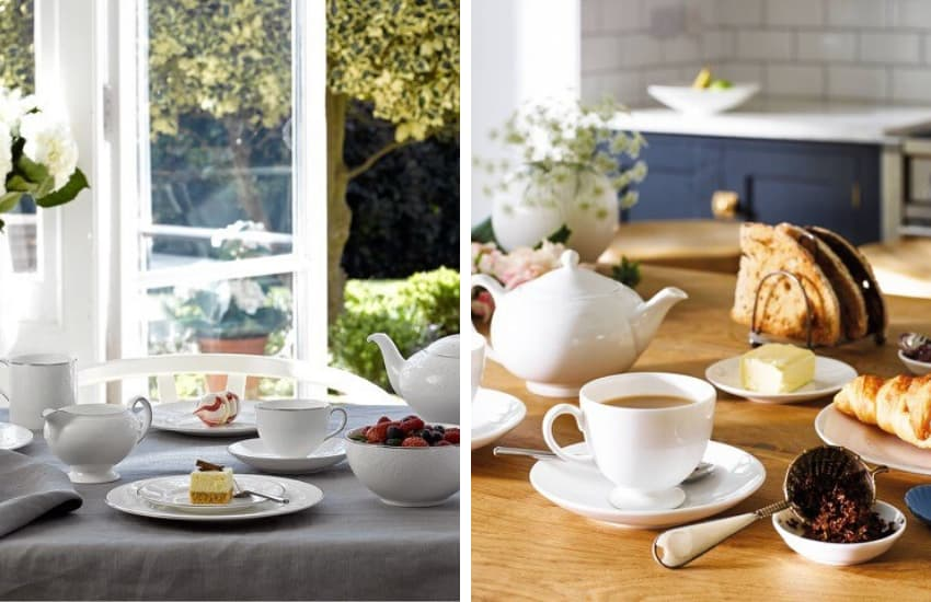 Wedgwood Product Photo Shoot in London - Shootfactory
