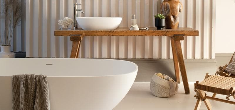 dawn freestanding bath photo shoot - waters baths - Shootfactory