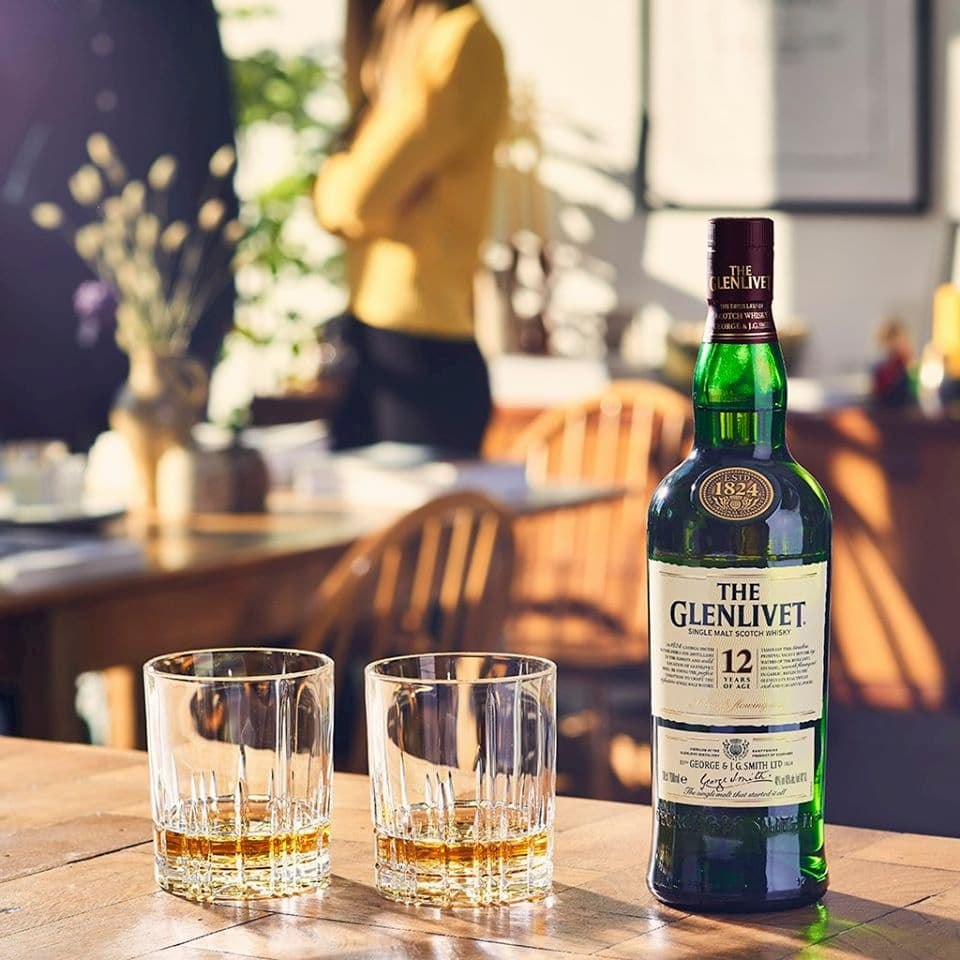The Glenlivet Lifestyle Shoot on Location in 'The Cottage'
