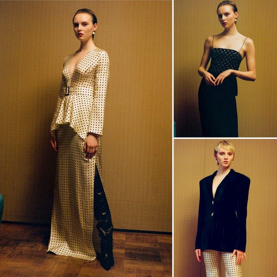 Eleanor Balfour Fashion on Location At 'Lichfield'