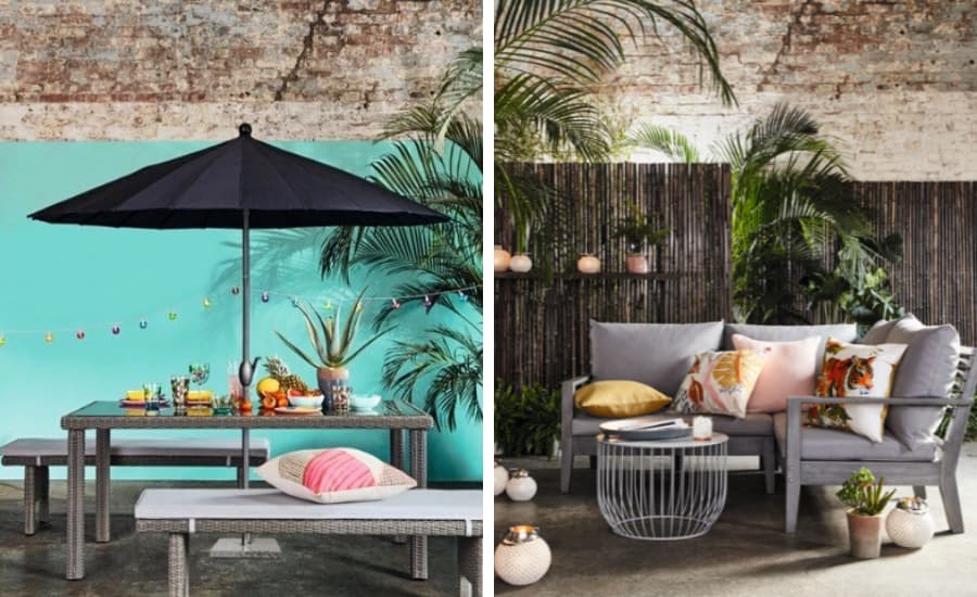 Marks & Spencer Garden Furniture Photo Shoot in London - Shootfactory