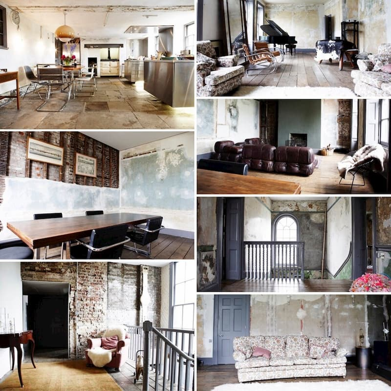 Mastershipwrights Location House Used for Vogue Shoot with Taron Egerton - Shootfactory
