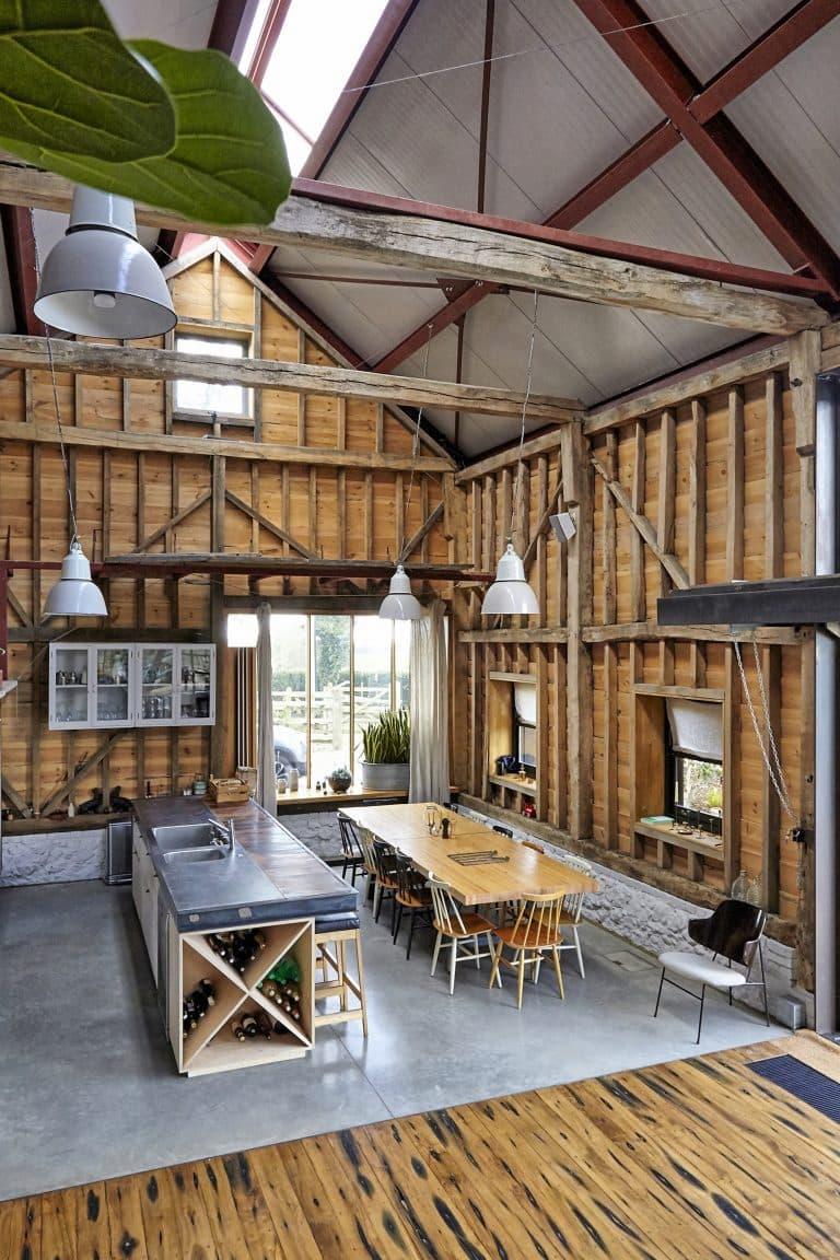 Hythe-Farm-CT21 Barn Conversion Kitchen - SHOOTFACTORY