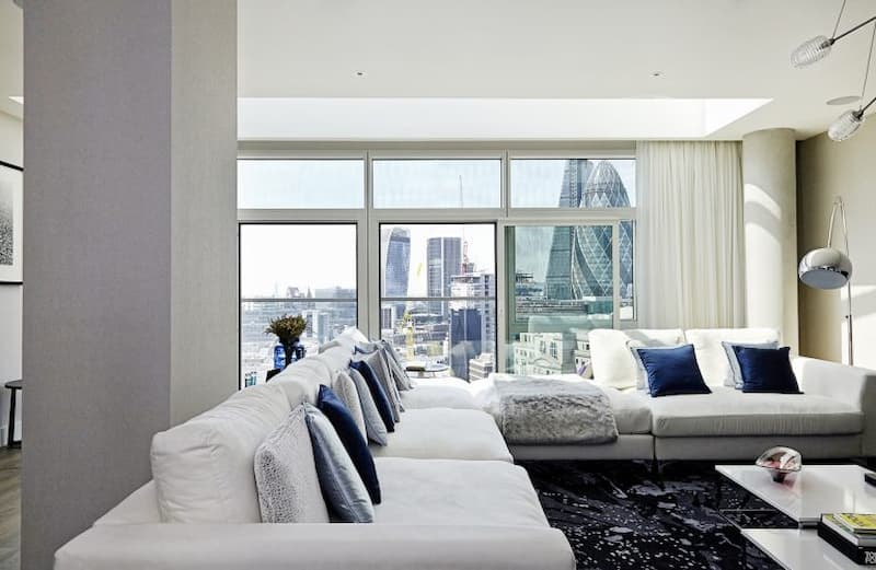 Penthouse-E1 London Skyline Location - SHOOTFACTORY