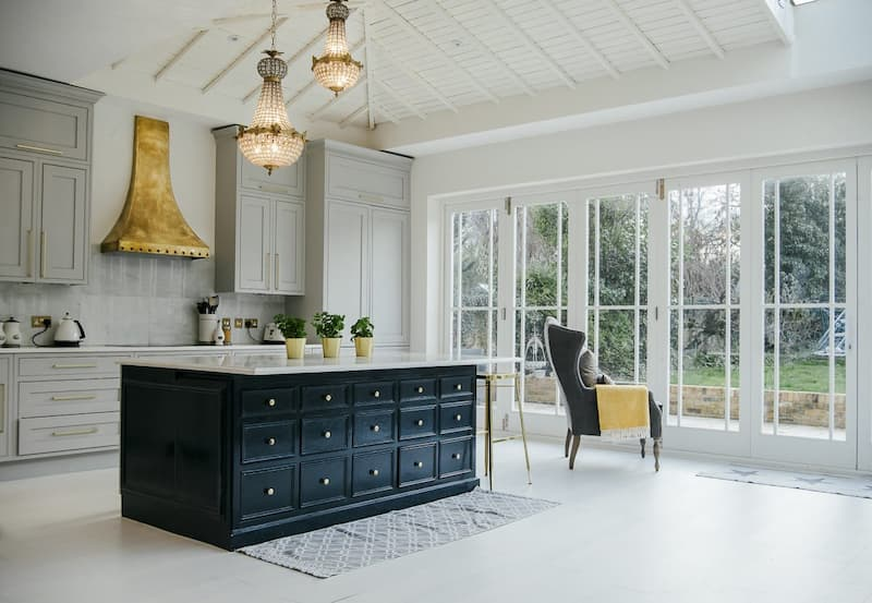 Lifestyle Shoot Locations with Bi-Fold Doors