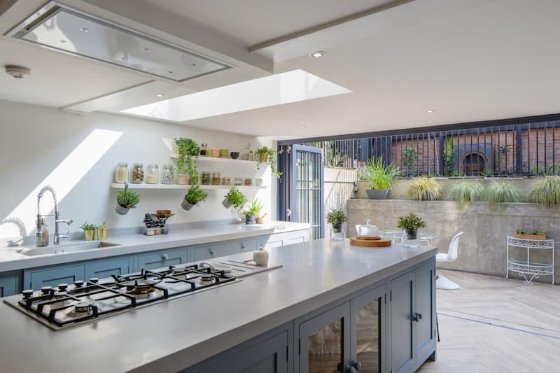 Mortimer-N1-london-houses Bi Fold Doors - SHOOTFACTORY
