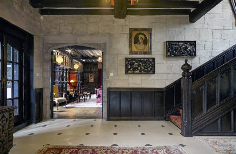 Cedar-KT2 Mansion Location House - SHOOTFACTORY