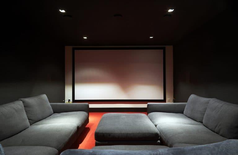 Omega-N8 Home Cinema Shoot Location  - SHOOTFACTORY