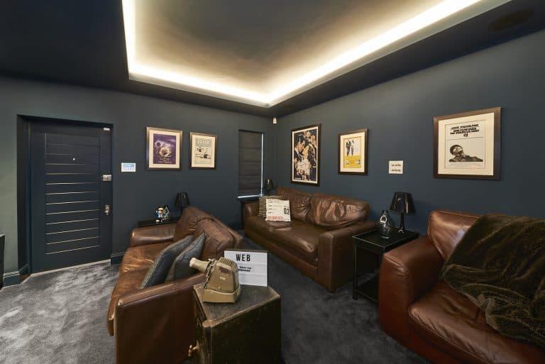 Taylor-TW9 Home Cinema Shoot Location - SHOOTFACTORY