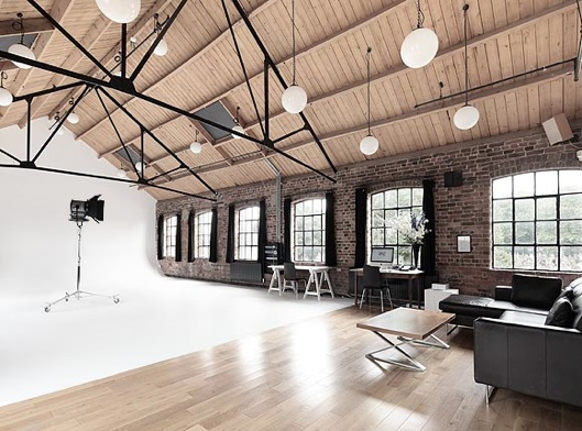 Photography Studio with Natural Light - Kensal One Studio - Shootfactory