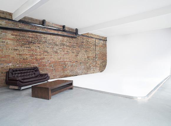 Reception area / Kensal Three, London, Nw10 / Shootfactory Location