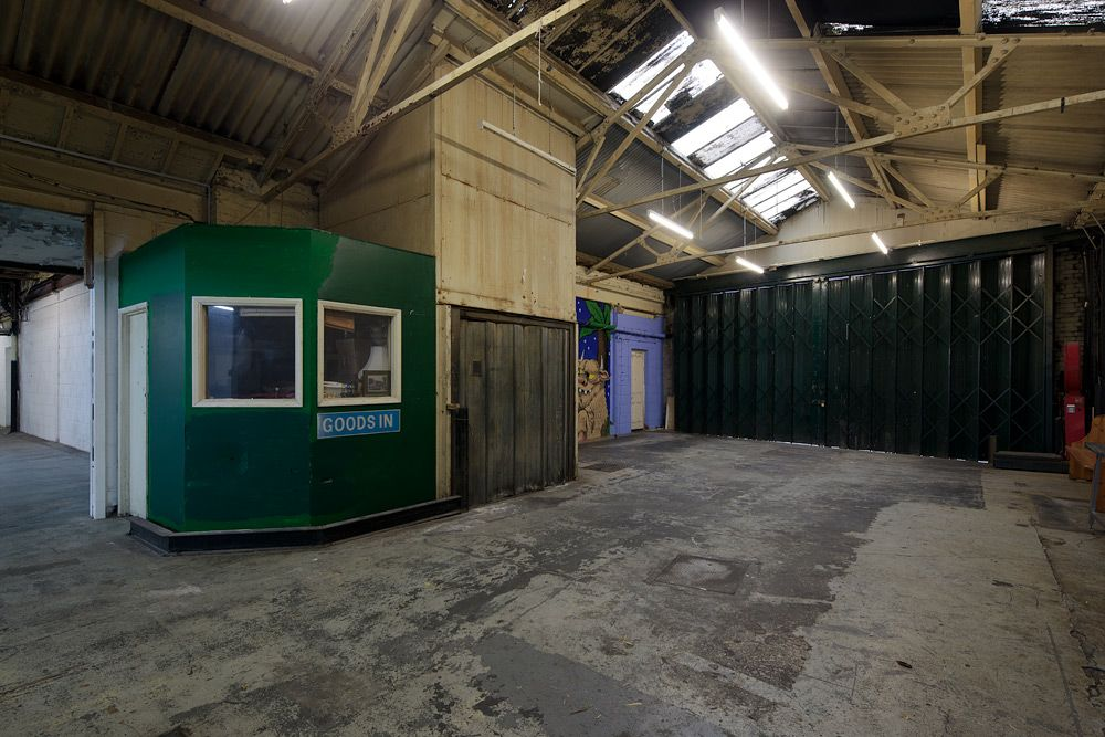 / Tanner Garage , London, Se1 / Shootfactory Location