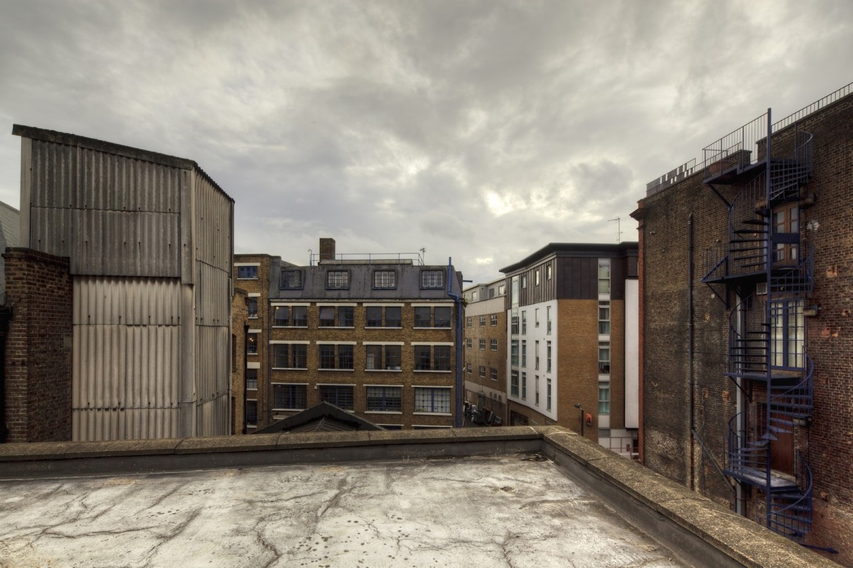 Tanner London Se1 3 Story Victorian Warehouse Location
