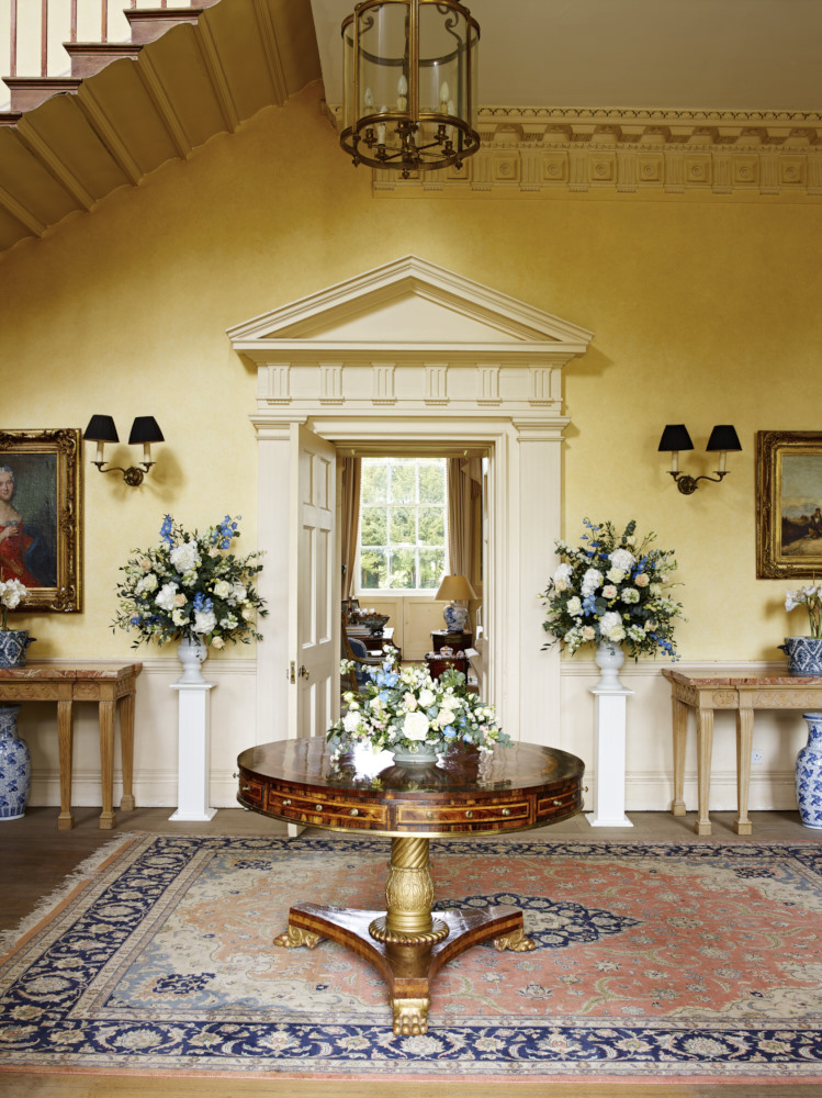 English Country Manor Bedrooms: Oxford House, Oxfordshire