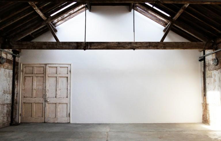Main shooting space / Depot, London, E5 / Shootfactory Location